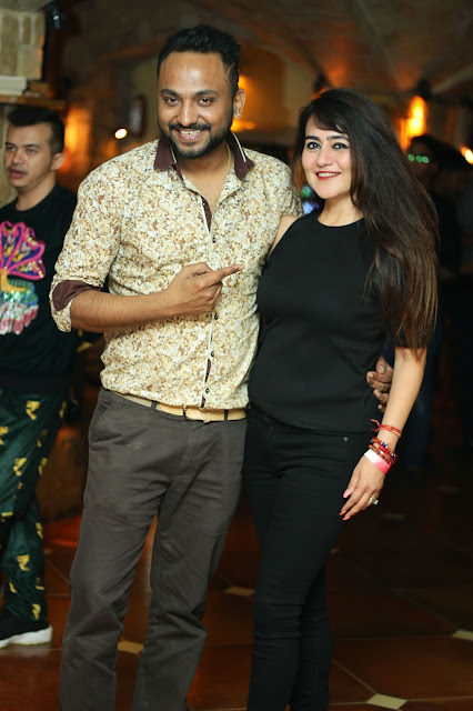 (L-R) Nikhiel Kumar, Shalini Chauhan