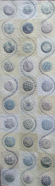 Creates Sew Slow: Pearls are not always White Sheena Norquay 2009