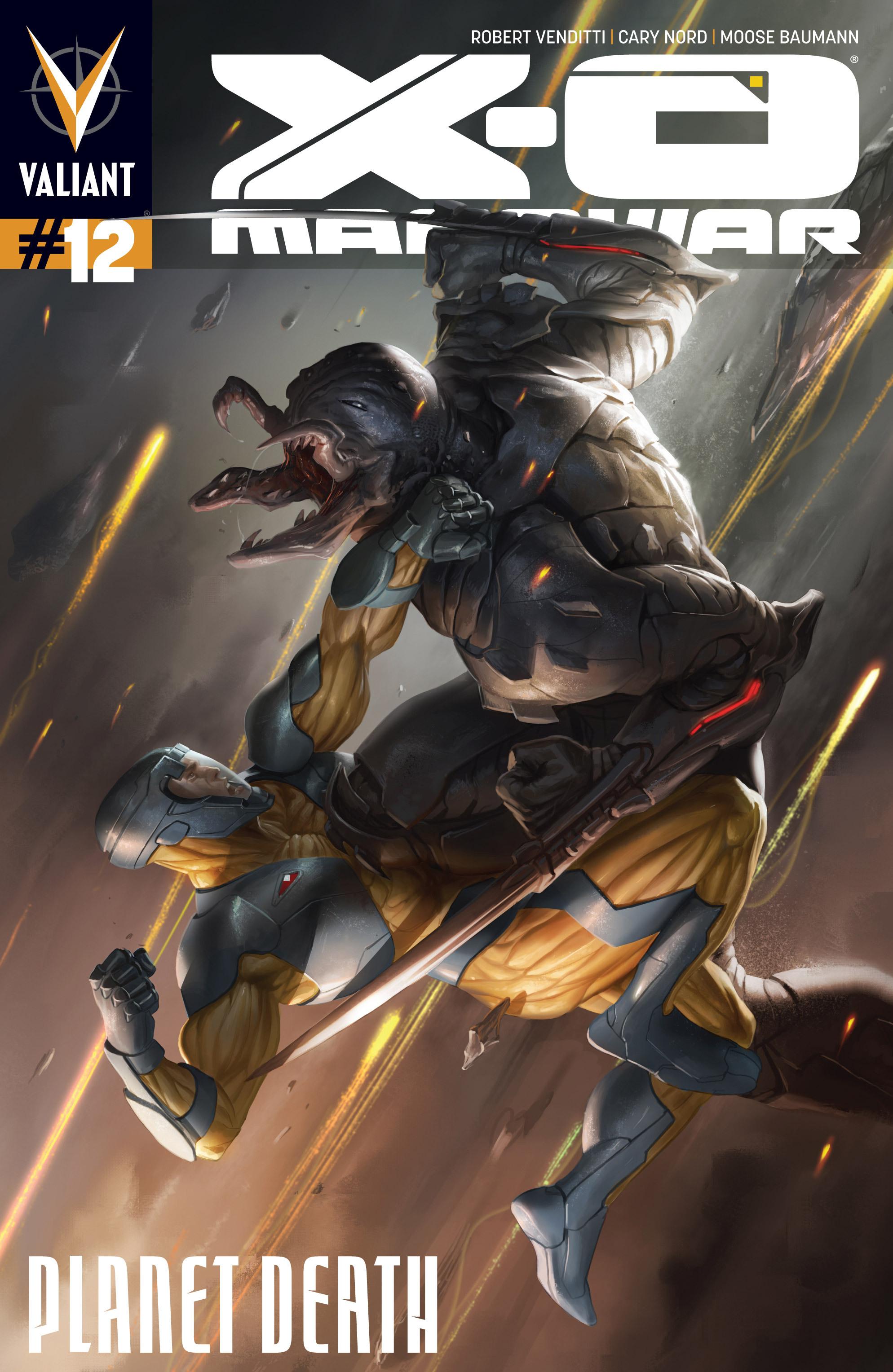 X-O Manowar (2012) 12 Page 1