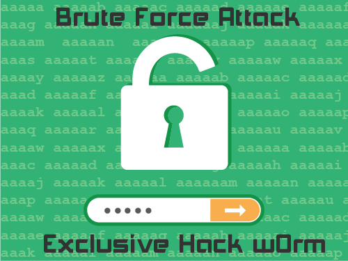 Friends Hackers: Brute Force Attack to Crack Website Admin