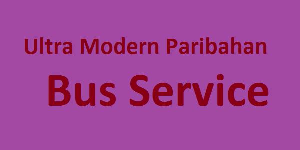 Ultra Modern Paribahan Bus Service