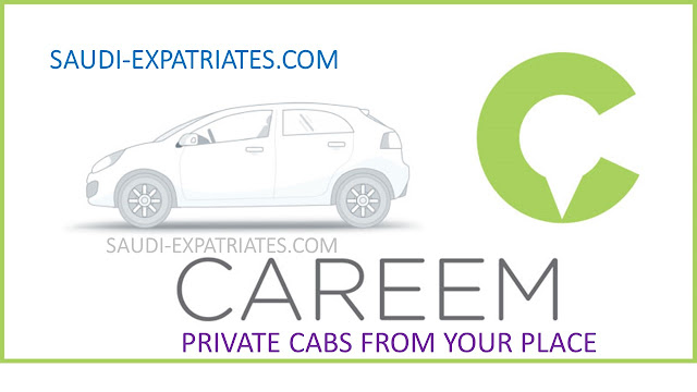CAREEM TAXI PRIVATE CHAUFFEUR SERVICE