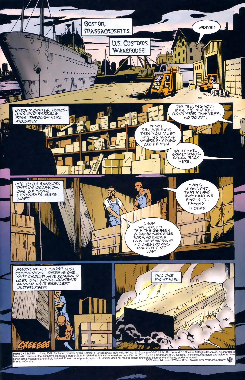 Read online Midnight, Mass comic -  Issue #1 - 2