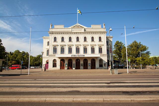 Stora teatern-Goteborg