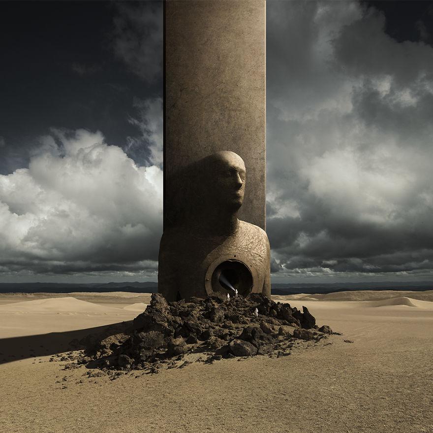 77e708d6e2 Mundos Paralelos - A Arte digital de Michal Karcz