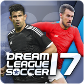 Download Dream League Soccer 2017 (MOD, unlimited money) 4.04