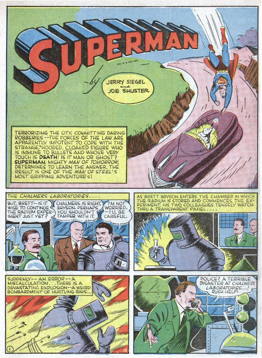 Read online Action Comics (1938) comic -  Issue #39 - 3