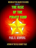 Epic Fantasy Novel - The Rise of the Pirate King