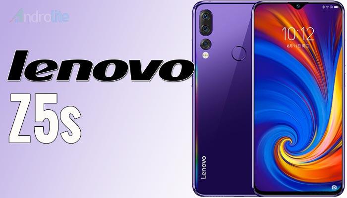 Harga Lenovo Z5s dan Spesifikasi