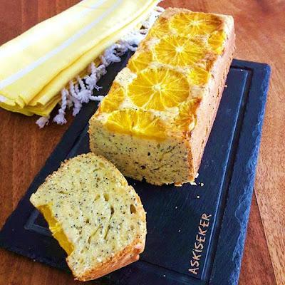 nefis kolay yemek tarifleri tatlı  kolay kek yapımı denenmiş limon dilimli