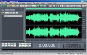 Download Software Editing Audio Cool Edit Pro 2.1