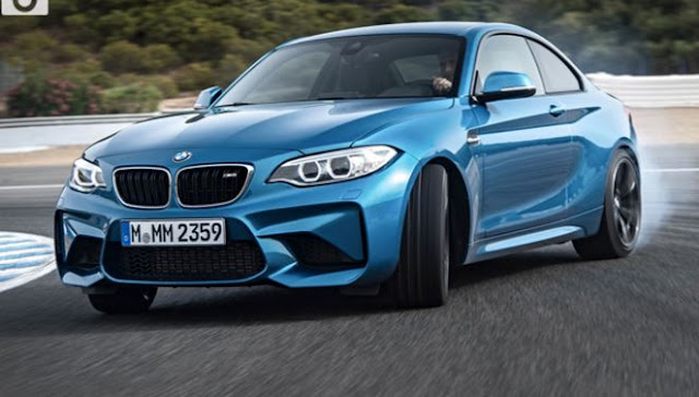 2018 BMW M2 spy shots,Design,Engine,Performance,Price - TheCarMotor