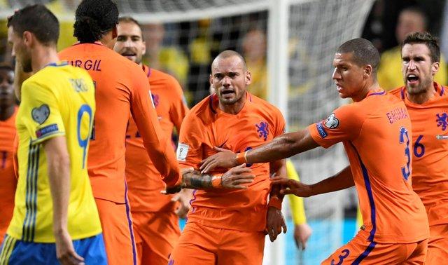Belanda vs Bulgaria