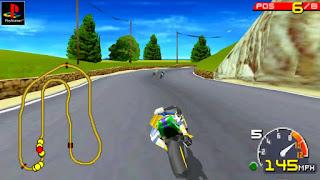 Moto Racer PSX ISO Download