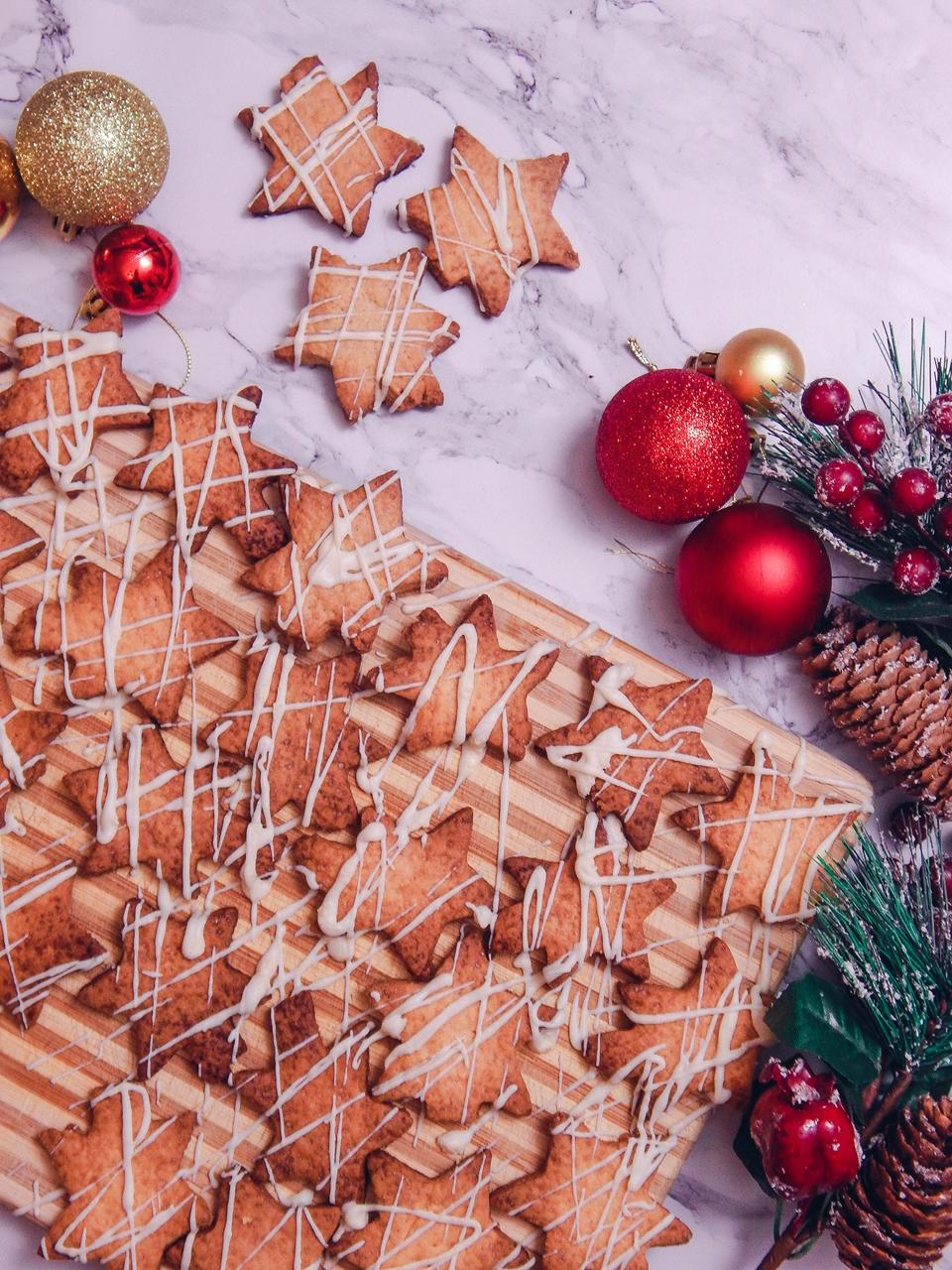 9 Pierniczki inaczej, prosty szybki, łatwy przepis na pierniki ciastka kruche, świąteczne ciastka, ciastka na choinkę jak zrobić pierniki ciastka gwiazdki, blog kulinarny łódź, lifestyle melodylaniella