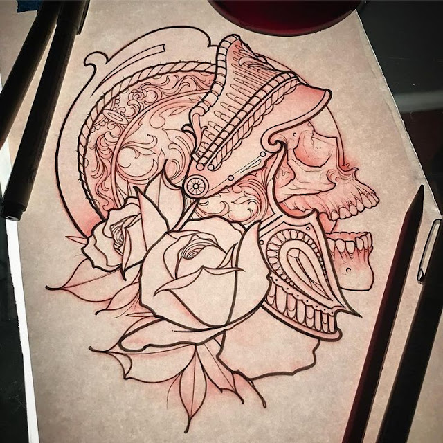 50+ Striking Neo Traditional Designs for Your Next Tattoo