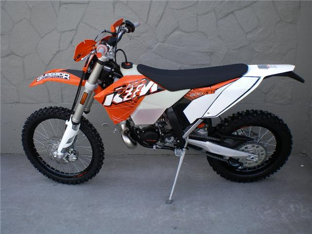 2011 ktm 200 exc specifications and pictures : latest gadget news