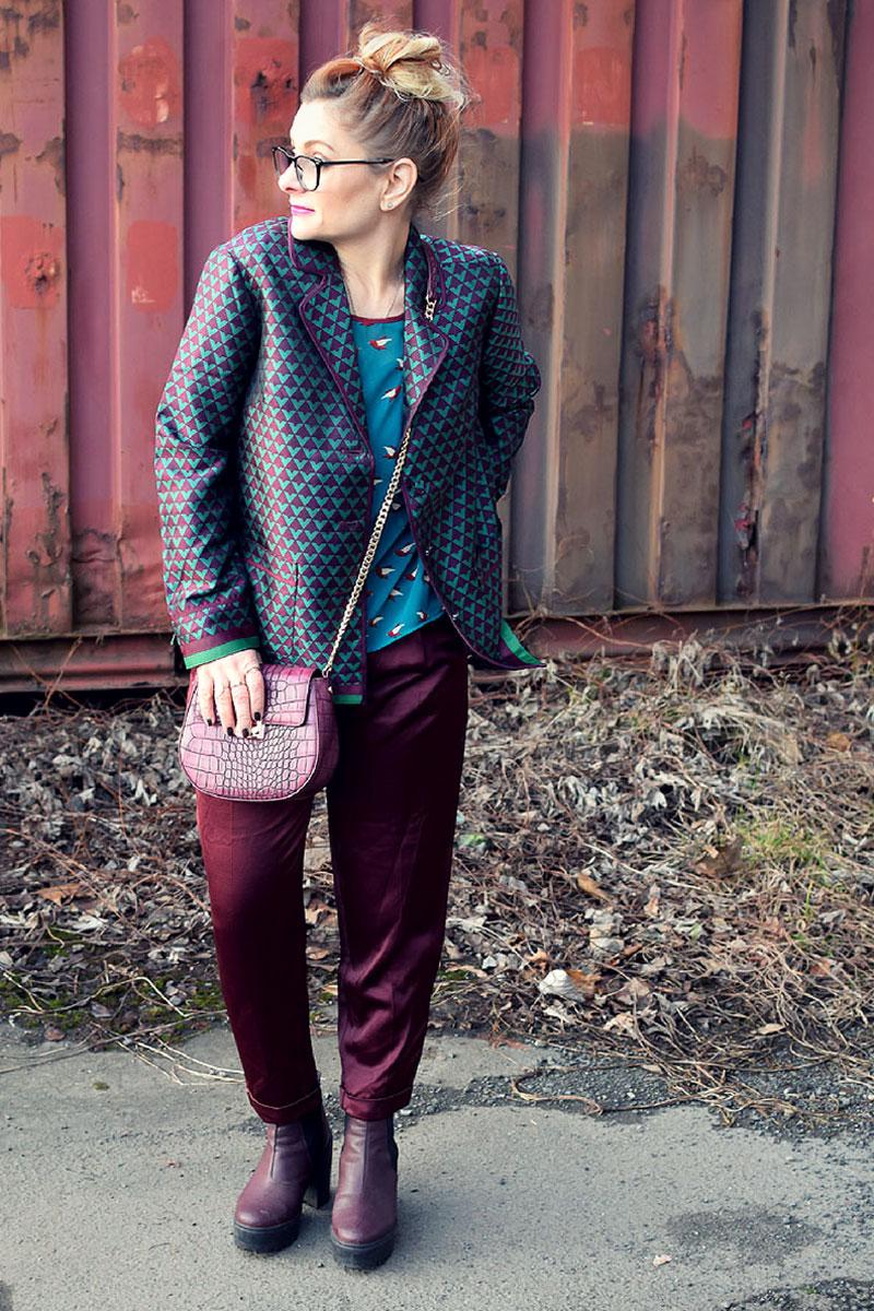 wie kombiniere ich Farben am bestern, welche Farben passen zusammen, Ü40 Blog, Modeblog für ü40 Frauen