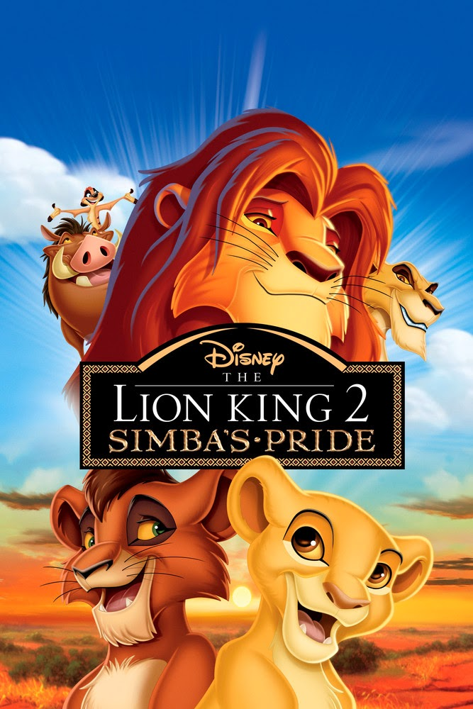 Watch The Lion King 2: Simba's Pride (1998) Online For Free Full Movie English Stream