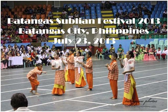 Batangas Sublian Festival - Batangas City, Batangas