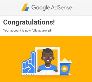 Cara Daftar Google Adsense US Non Hosted Full Approved Terbaru