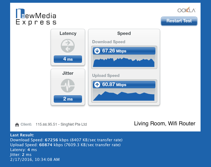 Home Wifi Woes Update -- Wifi Channels, New Test Results