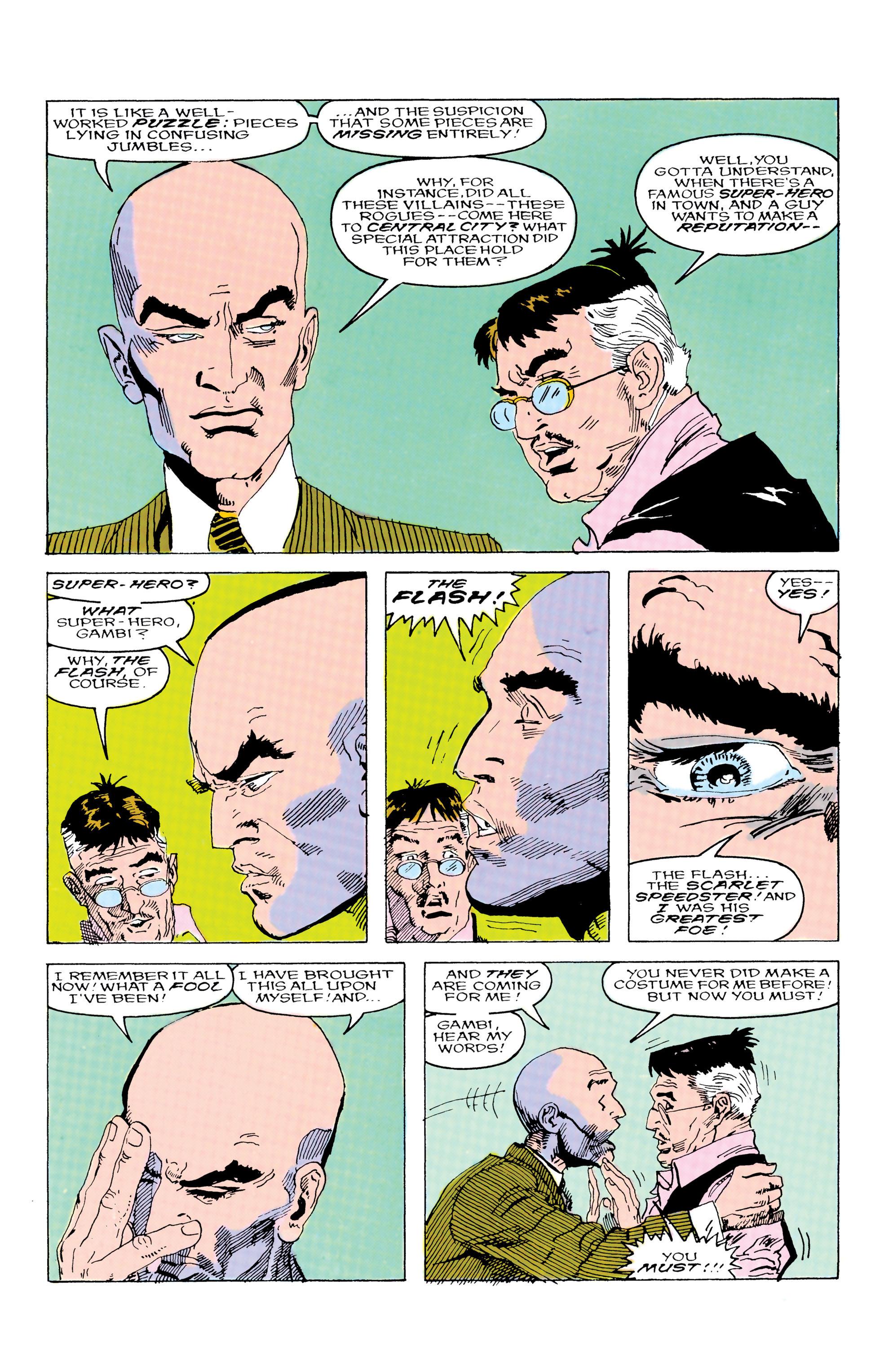 Read online Secret Origins (1986) comic -  Issue #41 - 30