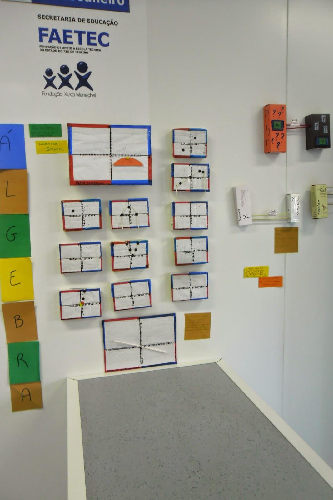 Estação 3: Álgebra -Geometria-Aritmética (Ênfase em Fundamentos e Álgebra do Ensino Médio)