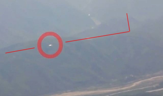 UFO News ~ UFO with impossible speed and agility over Area 51 filmed from plane plus MORE UFO%2BArea%2B51%2BPlane