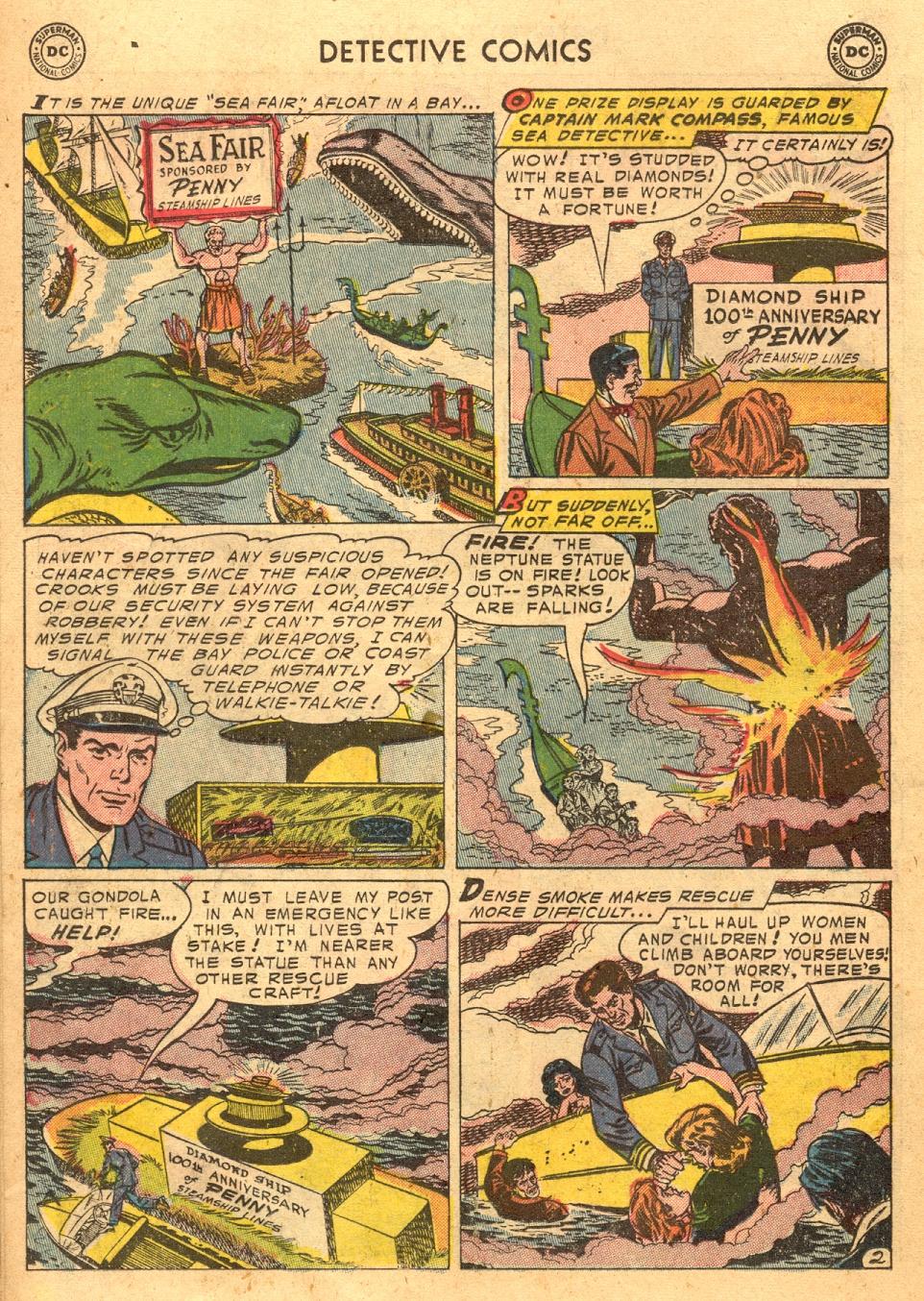 Detective Comics (1937) 217 Page 17