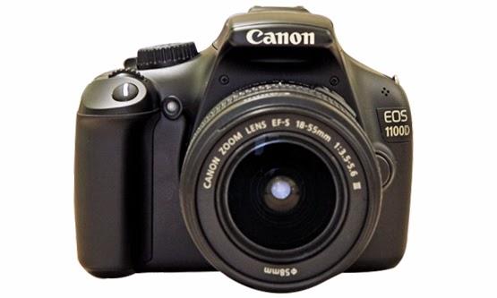 Harga Kamera Canon EOS 1100D dan Spesifikasi Murah Terbaru