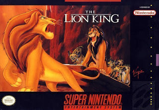 The Lion King (BR) [ SNES ]