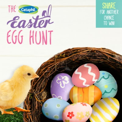 Cetaphil Easter Egg Hunt Contest