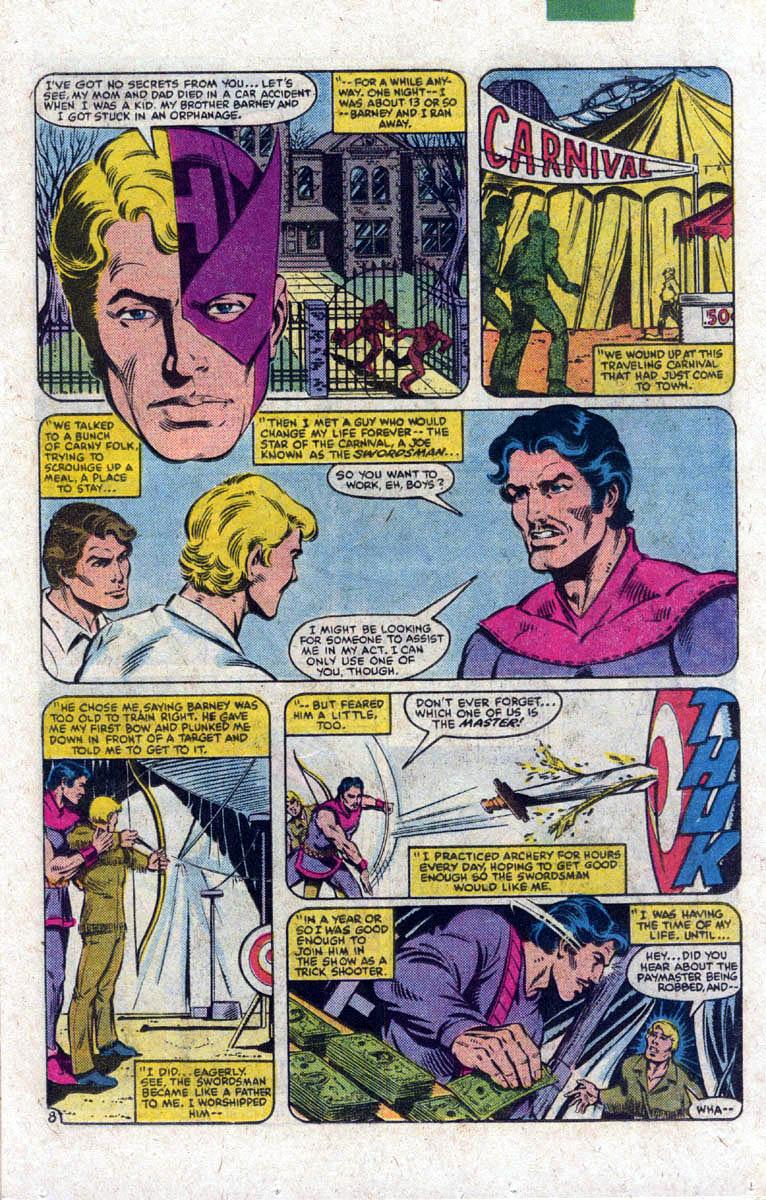 Hawkeye (1983) Issue #1 #1 - English 9