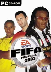 FIFA 2003 Soccer Game