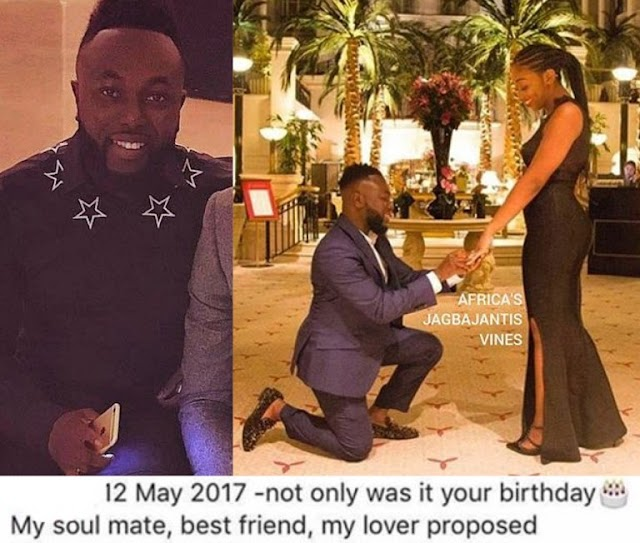 29-Year-Old Nigerian Man Stabbed To Death By His 21-Year-Old Fiancée In UK (See Photos)