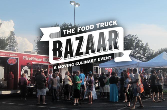 Oviedo Food Truck Bazaar Schedule