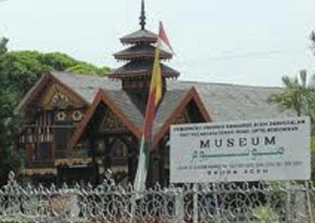 Museum Malikussaleh lhoksseumawe aceh