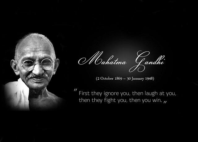 sugavanam english writings: one great leader - mahatma