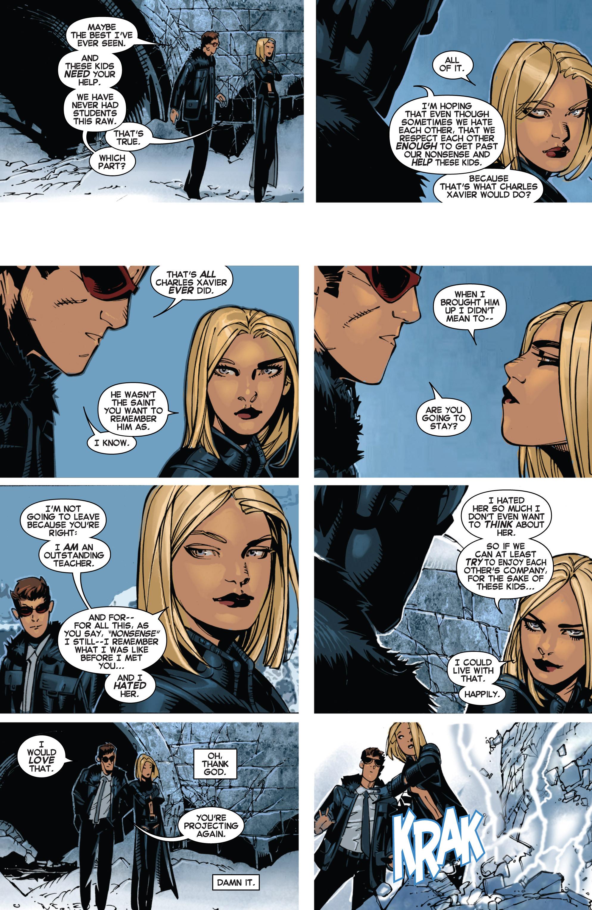 Read online Uncanny X-Men (2013) comic -  Issue # _TPB 1 - Revolution - 31