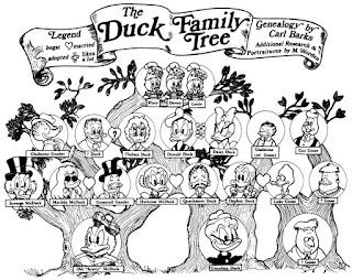 Della Duck Barks