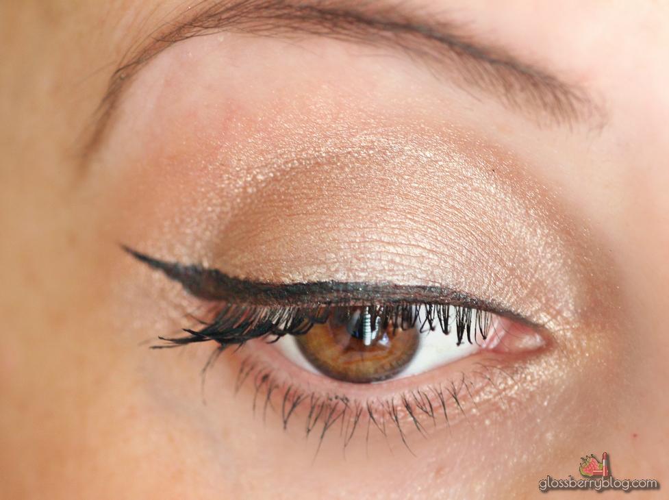 glossberry גלוסברי בלוג איפור וטיפוח בובי בראון bobbi brown review swatches eye look