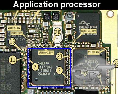 Processing Integrated Circuit Diagram Signalprocessing Circuit