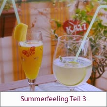 Frische Sommer-Drinks