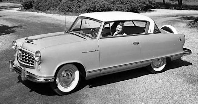Car Style Critic From Nash Rambler To Rambler American