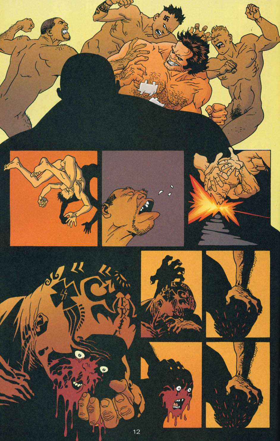 Read online 100 Bullets comic -  Issue #44 - 13