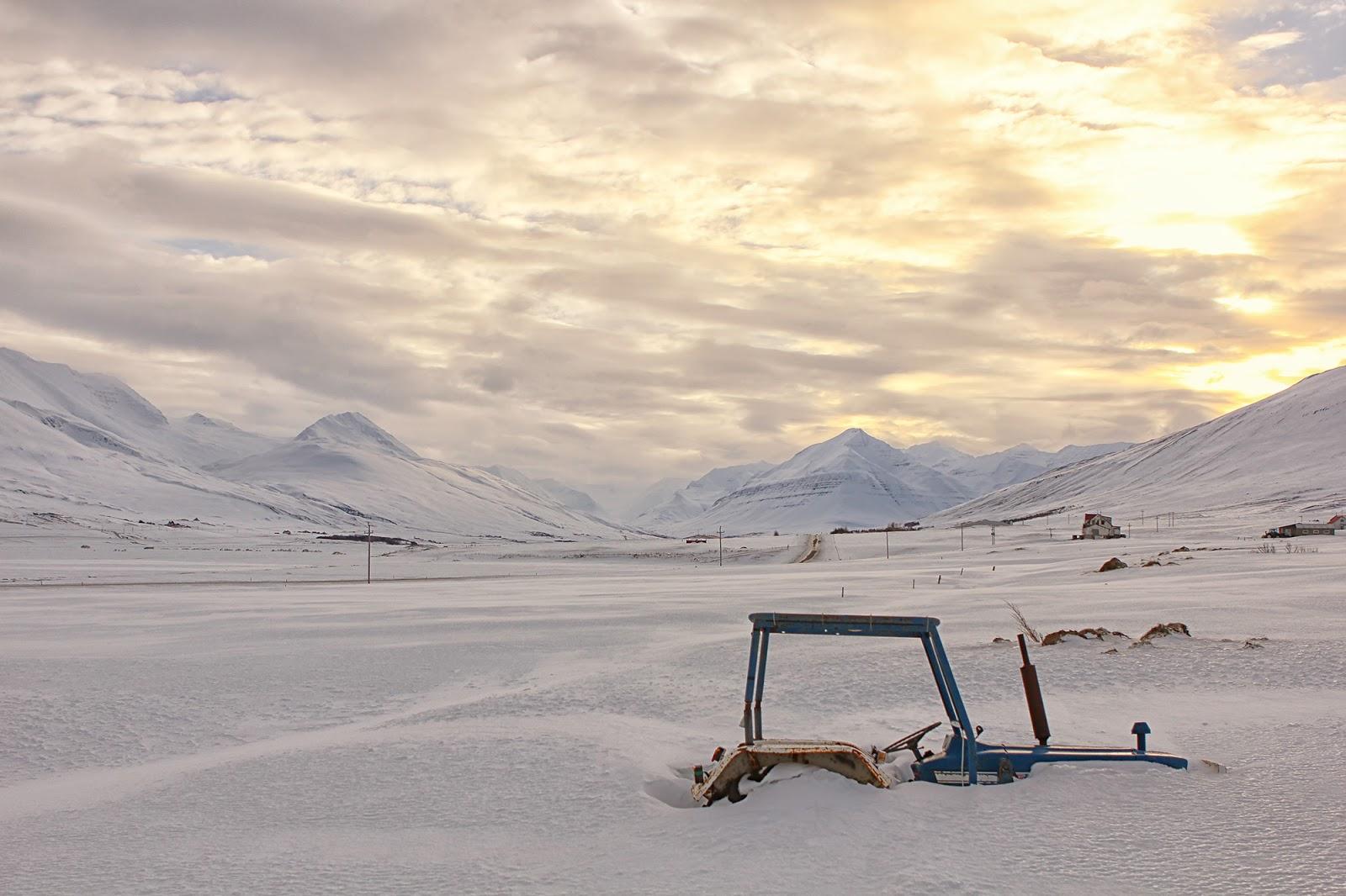 Igulec i jego zrzędliwy matulec: Islandia - czy da się ...