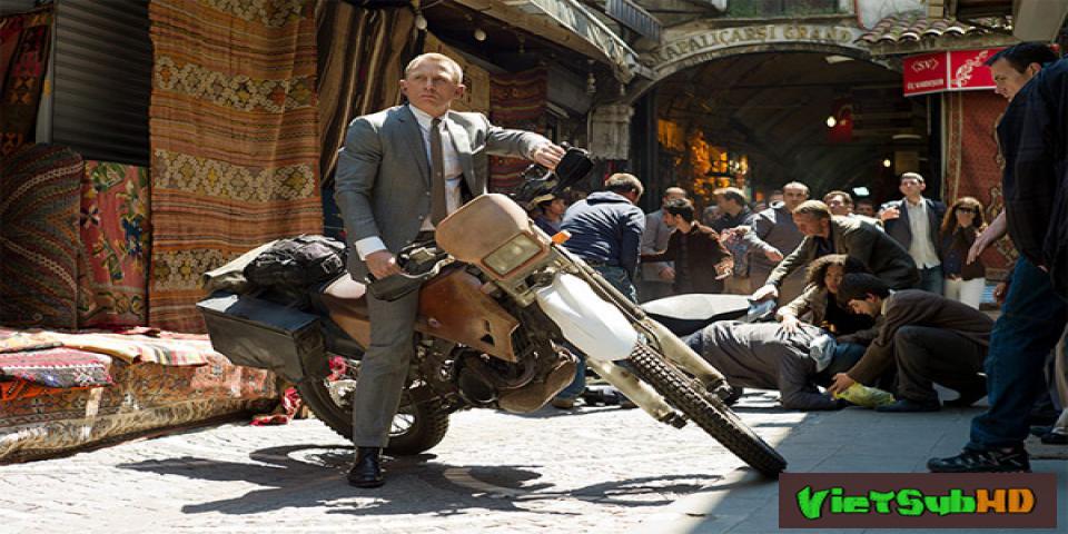 Phim Điệp Viên 007: Tử Địa VietSub HD | Skyfall 2012