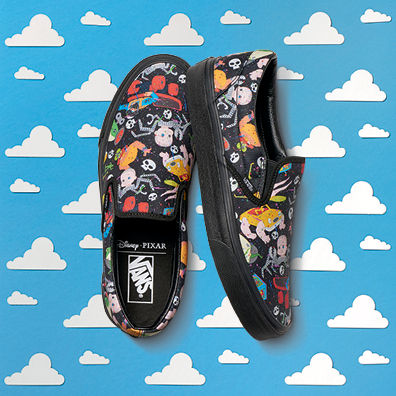 e5c6e187c45460 Vans Launches a  Toy Story  Themed Shoe   Accessories Collection ...