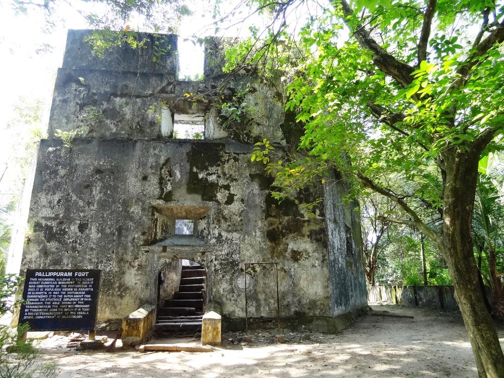 ciudades perdidas en la India Muziris, Kerala